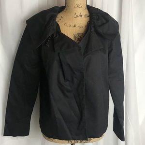 Simply Vera Vera Wang Cropped Jacket